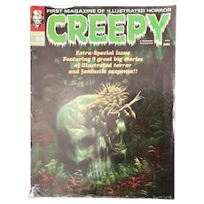 CREEPY Magazine Sept. 1970 Kenneth Smith Cover Warren Magazine