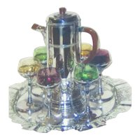 Farber Bros, Krome Kraft Cocktail Set