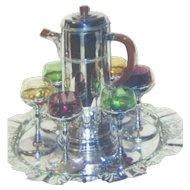 Farber Bros, Krome Kraft Cocktail Set
