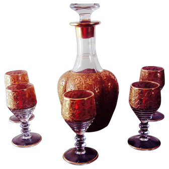 Paden City Glass, Spring Orchard