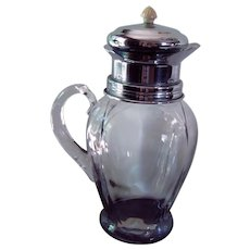 Cambridge Glass Shaker