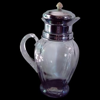 Cambridge Glass Shaker