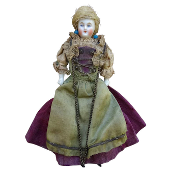 Nice antique Parian Doll