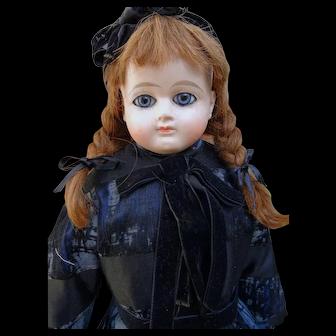 Nice antique paper-mache doll