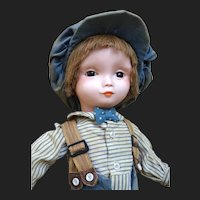 Very rare character doll SFBJ Poulbot mold 239