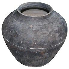 Western Han Dynasty Burial Pot 206 B.C.- 220 A.D. Pottery