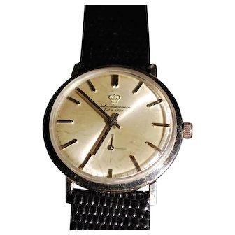Jules Jurgensen Vintage 14K Gold Men's Watch