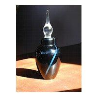 Stunning signed Vandermark Vintage perfume bottle!