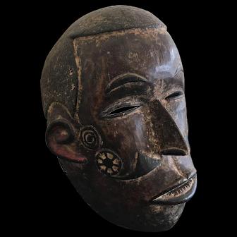 Antique EBO Mask, SE Nigeria