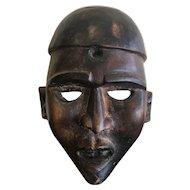 Vintage Congo Yombe Mask