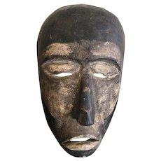 Antique Indonesian Wooden Mask, Sempu Island