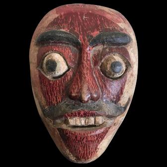 Antique Bali Festival Mask