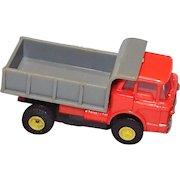 Slot Car Aurora HO Scale Mac Truck Red