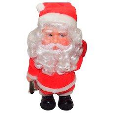 """Walking Santa Clause 10"""" battery Powered"""