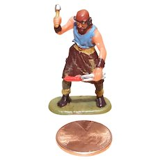 Elastolin Figure 40 mm the blacksmith