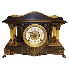 Seth Thomas Adamantine case clock. Great condition.