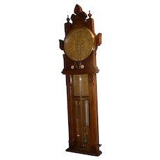 Admiral Fitzroy 'Polytechnic' barometer. c. 1890