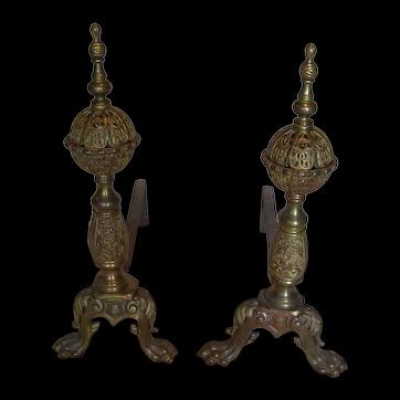 Andiorns cast bronze