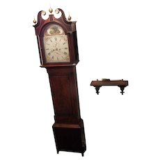 Tall case clock - Scottish