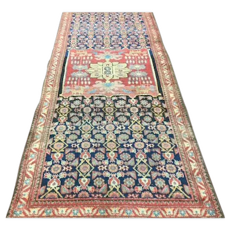 Beautiful  Azarbijan Tribal Rug-14