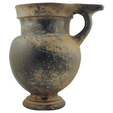 Greek Black-Ware vessel