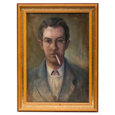Self Portrait, John Scott 1930