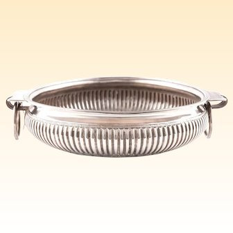 Indian Urli/Planter Silver Sterling Silver