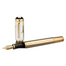Montblanc Limited Edition Marquise de Pompadour Fountain Pen 4810 Sealed