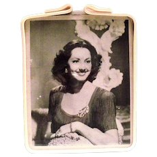 Vintage Art Deco Celluloid Picture Frame