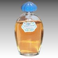 Vintage Houbigant Queques Fleurs Refreshence Perfume Bottle