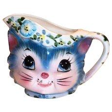 Vintage Lefton Miss Priss Porcelain Creamer