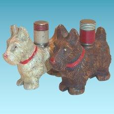 Syroco Scotty Dog Lighter