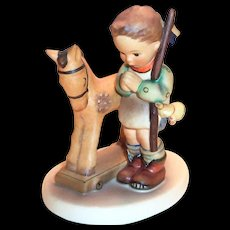 "Goebel Hummel: ""Prayer before The Battle"" Porcelain Figurine"
