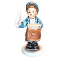 Goebel Postman Hummel Figurine - 1992