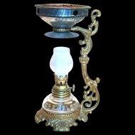 Cresolene Kerosene Vaporizer Lamp