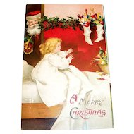 Int'l Art Publishers: A Merry Christmas Pc