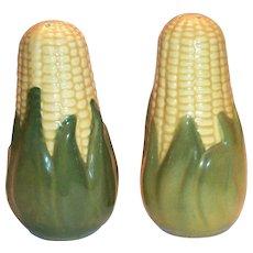Shawnee Corn Cob Salt & Pepper Shakers