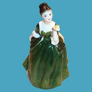 Royal Doulton Fleur Bone China Figurine - 1967