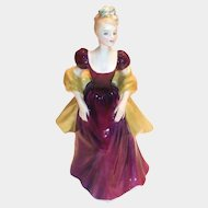 "Royal Doulton ""Loretta"" Bone China Figurine - 1965"