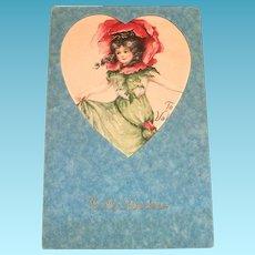 Gibson: To My Valentine Postcard/Card