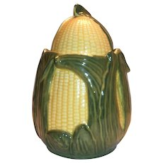 Shawnee: Corn On The Cob Cookie Jar