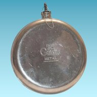 The Gillette Metal Bed Warmer - 1924