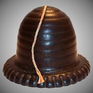 Cast Iron Beehive General Store String Holder - Patented 1869