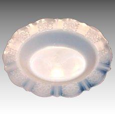 MacBeth-Evans: American Sweetheart Monax Oval Vegetable Bowl