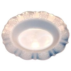 MacBeth-Evans: American Sweetheart Monax Oval Vegetable Bowl