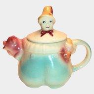 Shawnee: Tom, The Piper's Son Stoneware Teapot