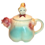 Shawnee: Tom, The Piper's Son Stoneware Teapot
