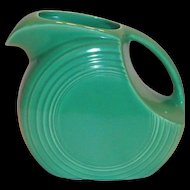 Fiesta Light Green Disk Pitcher