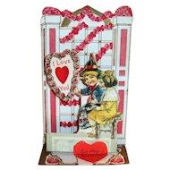 I Love You Fold-Up Valentine