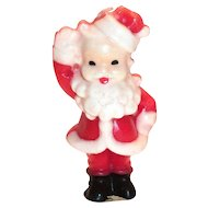 Gurley Christmas Santa Claus Candle